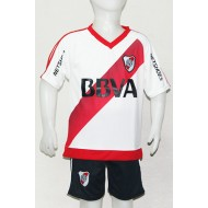 Mini Kit River Plate Niños Titular 2016 + Estampados