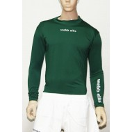 Remera Termica Webb Ellis Rugby Hockey - Verde