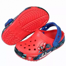 Crocs Crocband Transformers Optimus Rojas/Azules