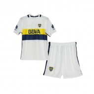 Mini Kit Boca Juniors 2016 Suplente Camiseta + Short