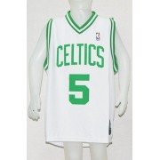 Camiseta Basquet Nba Boston Celtic Garnett Niños